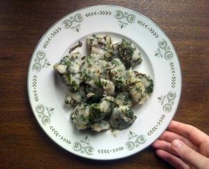 potato kale \